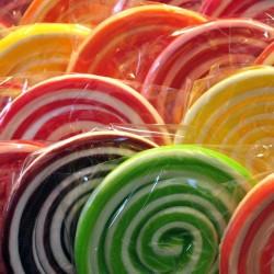 Paletas caramelo