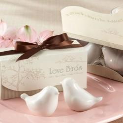 Set Salero Love Birds